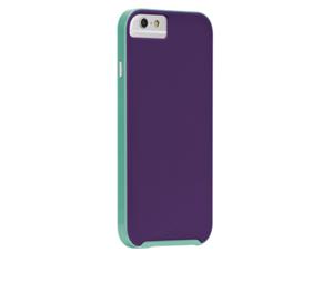 תמונה של כיסוי CaseMate Slim Tough סגול/כחול לאייפון 5/6 וגלקסי 5/6
