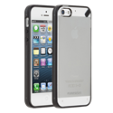 תמונה של Slim Shell Case for iPhone 5S/5 - Clear Black Pure Gear