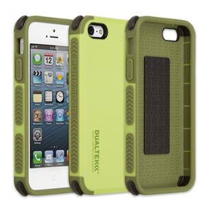 תמונה של DualTek Extreme Shock Case for iPhone 5S/5 - Fern Green (Matte) Pure Gear