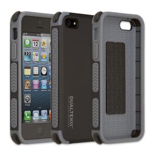 תמונה של DualTek Extreme Shock Case for iPhone 5S/5 - Matte Black Pure Gear