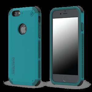 תמונה של DualTek Extreme Shock Case for iPhone 6 - Caribbean Blue (Matte) Pure Gear