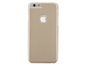 תמונה של Case-Mate Zero Case for iPhone 6 - Champagne-Gold * Case mate