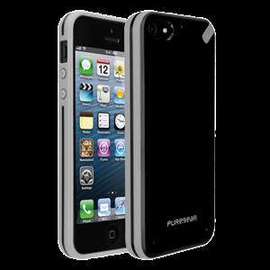 תמונה של Slim shell - Black Tea - iPhone 5 Pure Gear