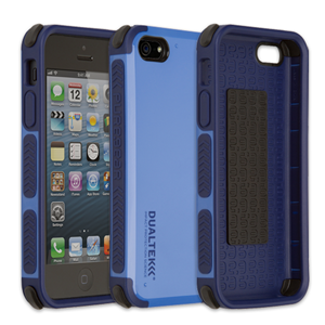 תמונה של DualTek Extreme - Blue - iPhone 5 Pure Gear