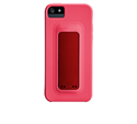 תמונה של Case-Mate Snap iPhone 5S - Pink/Red Case mate
