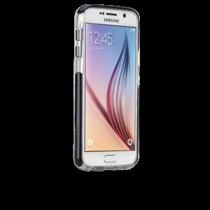 תמונה של Tough AIR Case for Galaxy S6 - Clear/Black Case mate