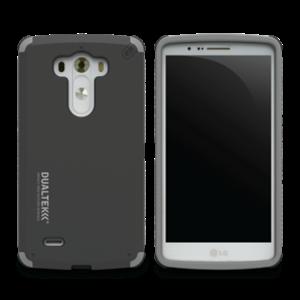תמונה של DualTek LG G3 Black Pure Gear