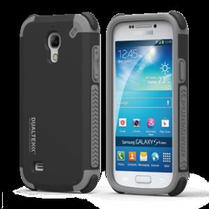 תמונה של DualTek Galaxy S4 Mini   Matte Black Pure Gear