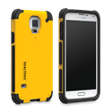 תמונה של  DualTek Galaxy S5 - Kayak Yellow Pure Gear