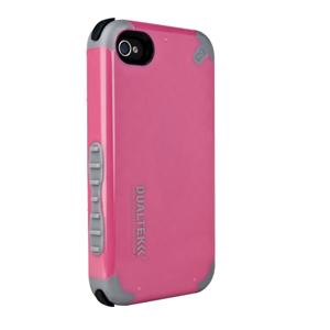 תמונה של DualTek Extreme Impact Case - Pink - iPhone 4 Pure Gear