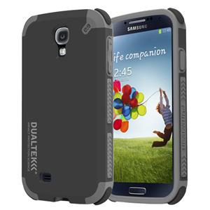 תמונה של Dualtek Galaxy S4 Matte Black Pure Gear