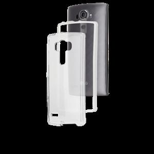 תמונה של Naked Tough Case For LG G4 Clear Case mate