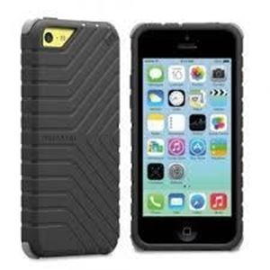 תמונה של GripTek iphone 5c -Black Pure Gear