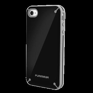 תמונה של Slim shell - Black Tea - iPhone 4 Pure Gear