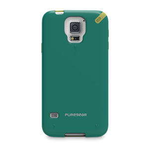 תמונה של Slim Shell Galaxy S5 - Green Pure Gear