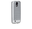 תמונה של Case-Mate Carbon Fiber Galaxy S4 - Argento Silver Case mate