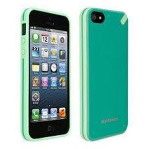 תמונה של Slim Shell - Pistachio Mint - iPhone 5S Pure Gear