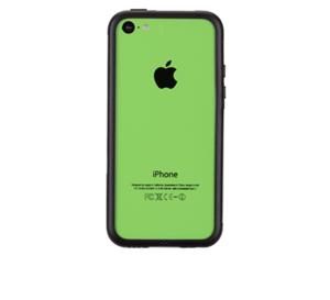 תמונה של Case-Mate Hula Bumper iPhone 5C - Black Case mate