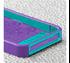תמונה של Case-Mate Pop iPhone 5S Blue\Purple Case mate