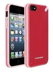 תמונה של Slim Shell Strawberry for iPhone 5S Pure Gear