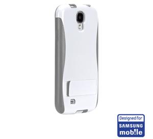 תמונה של Case-Mate Pop Galaxy S4 White\Grey Case mate