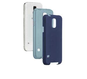 תמונה של Case-Mate Tough Galaxy S5 - Blue\Grey Case mate